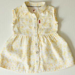 Beautiful baby girl summer dress 3-6M
